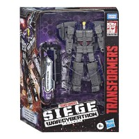 Transformers War for Cybertron Siege: Leader Astrotrain