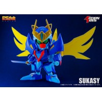 Action Toys ES Samurai Pizza Cats -Sukasy