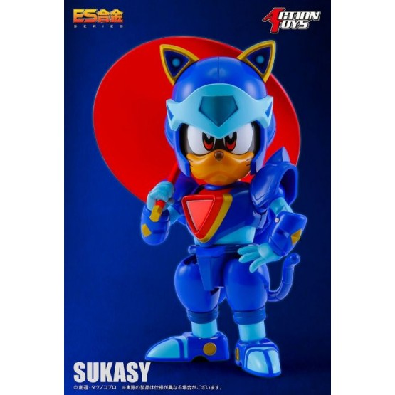 Action Toys ES Samurai Pizza Cats -Sukasy