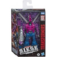 Transformers War for Cybertron Siege: Deluxe Spinister