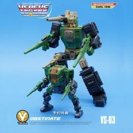 MFT VS-03 Head Warrior Obstinate Hardhead