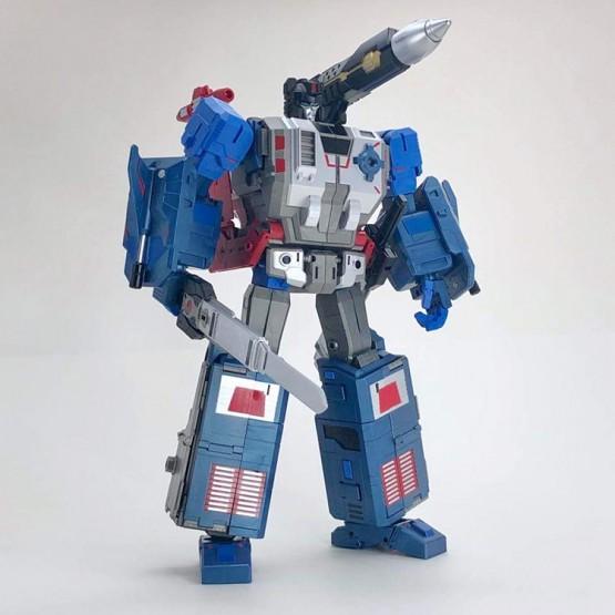 Fans Hobby  Master Builder - MB-11 God Armor
