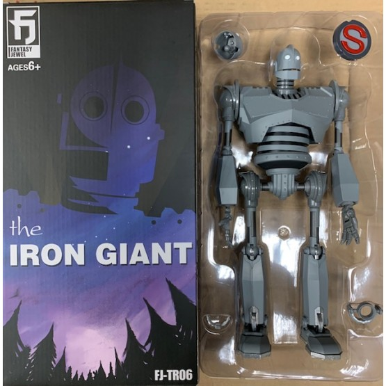 Fantasy Jewel -  Iron Giant