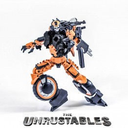 Maas Toys The Unrustables MM01 - Burley / Iride