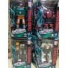 Transformers Earthrise Cliffjumper Ironworks Hoist Wheeljack Set of 4
