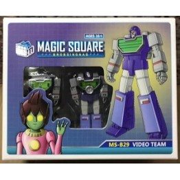 Magic Square MS-B29 Video Team