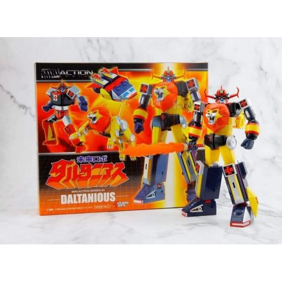 Action Toys Mini Action Daltanious 04