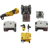 Transformers Earthrise Cliffjumper Ironworks Hoist Wheeljack Set of 4