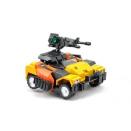 Action Toys Tokusou Kihei Dorvack - VV-54AR Mugen Calibur - ES Gokin 08  Roadbuster