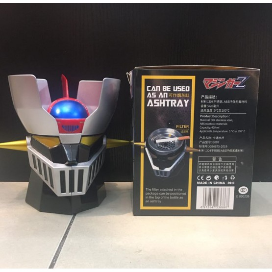 Mazinger Z Alloy Cup