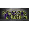 ToyWorld - TW-C07X Constructor Perfect Edition - Full Set of 6 Figures - LE