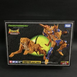 TakaraTomy Transformers MP-34 Beast War Cheetor