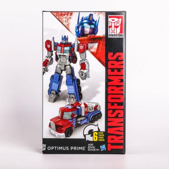 Hasbro Transformers Generations Leader Optimus Prime (6  Steps New Color )