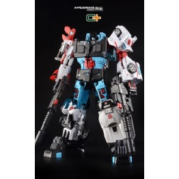 C+ Customs - THC-02J - Combiner Wars - Defensor - Add on Set (JP VER)