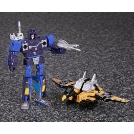 TakaraTomy MP-16  Frenzy & Buzzsaw Reissue