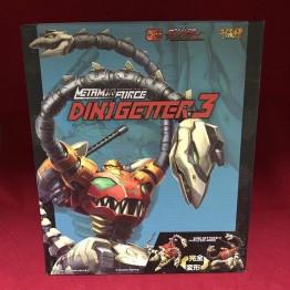 Getter Robo Metamor-Force Dino Getter 3 Figure
