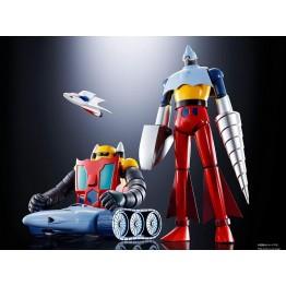 Bandai Getter Robo Soul of Chogokin GX-91 Getter 2 & 3