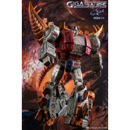 Gigapower GP HQ03X Guttur (Metallic Weathered)