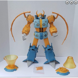 1-Studio CELL Unicron aka ZV-02 Core Star Lord of Chaos