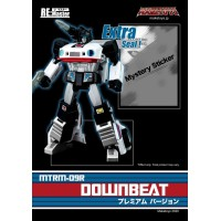 MakeToys MRTM-09R Downbeat Premium Ver - Limited Edition
