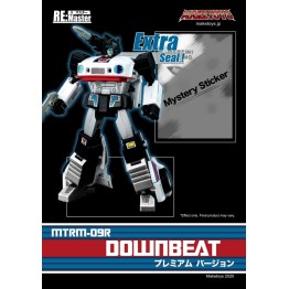 MakeToys MTRM-09R Downbeat Premium Ver - Limited Edition