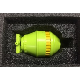 ToyWorld Constructor - Green Mixer Barrel