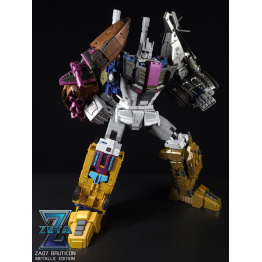 ZA-07 Bruticon Combiner Metallic Edition Set of 5 Figures