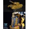 ZA-07 Bruticon Combiner Metallic Edition Set of 5 Figures