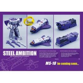 MFT MECH MS-18 Steel Ambition