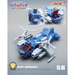 MFT VS-06  Head Warrior Sea Dragon