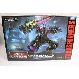 TarakaTomy Transformers UW-EX Megatronia