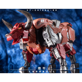 CANG-TOYS CT-Chiyou-02 Landbull (Rerun)
