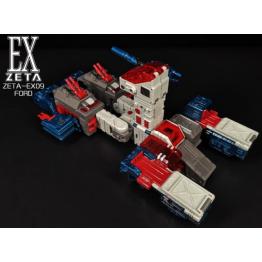 Zeta Toys EX09 Ford Metallic Edition