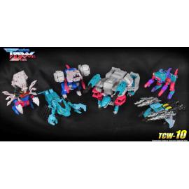 Transform Dream Wave TCW-10 King Poseidon Upgrade Kit