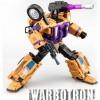 Warbotron WB01-ABC Air burst + Heavy Noisy + Sly Strike