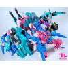 TakaraTomy Transformers GenerationsTentakil Exclusive Seacons and King Poseidon