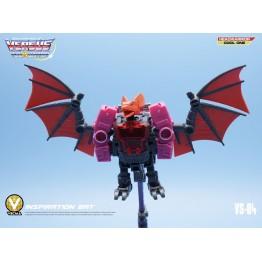 MFT VS-04 Head Warrior Inspiration bat