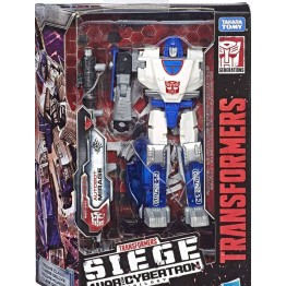 Transformers War for Cybertron Siege: Siege Voyager Class Mirage