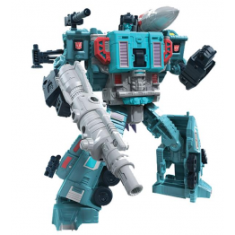 Transformers Earthrise Leader Doubledealer