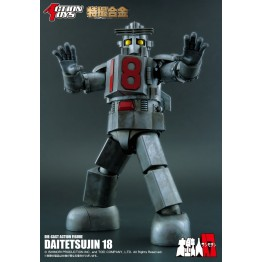 Action toys Daitetsujin 18 Die-Cast (Stage ver)