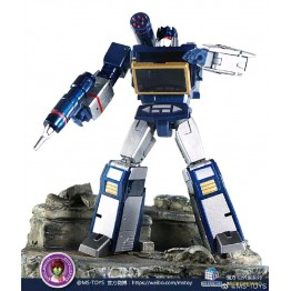 Magic Square - MS-B27M Voice Ripple Soundwave Comic Version