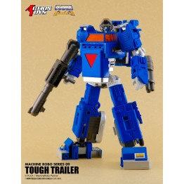 Action toys Machine Robo MR-09 TOUGH TRAILER