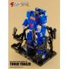 Action toys Machine Robo MR-09 TOUGH TRAILER