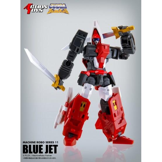 Action toys Machine Robo 11 BLUE JET