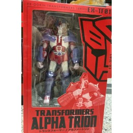 Art storm EX Gokin Cybertron Alpha Trion (USED)