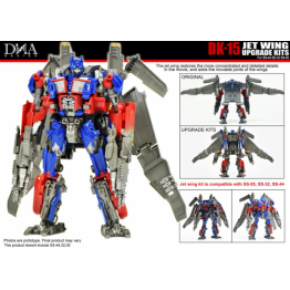 DNA Design DK-15 Studio Series Optimus Prime Upgrade Kit (Deluxe Edition)
