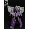 Zeta Toys ZETA-EX10 Spacetron Metallic Edition