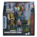 Transformer Generations War for Cybertron Trilogy Quintesson Pit of Judgement Figure