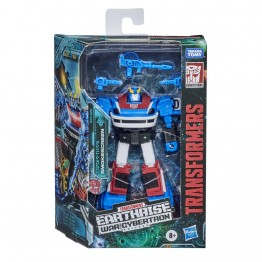 Transformers Earthrise Smokescreen