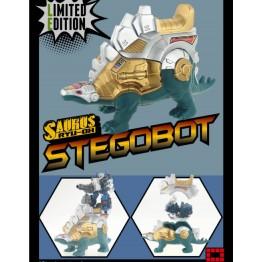 Fansproject Saurus Ryu-Oh Stegobot  ShelI